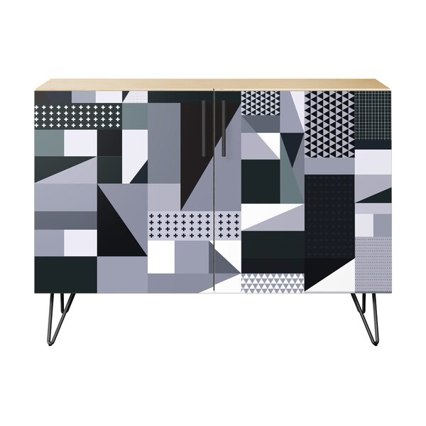 Maurer 2 Door Cabinet by Brayden Studio