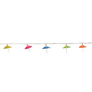 Great choice 10-Light Umbrella Light String By Northlight Seasonal