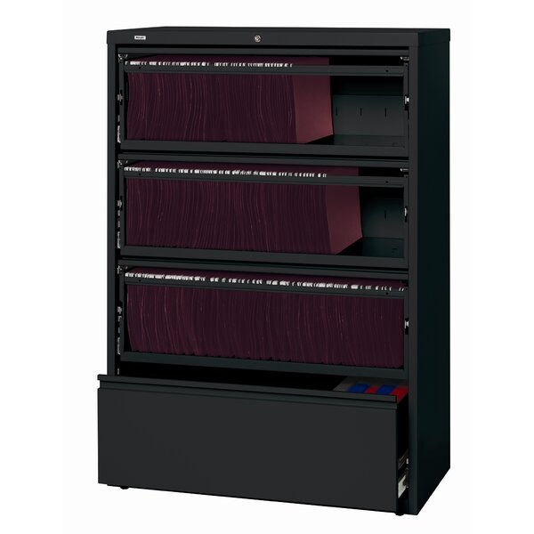Finnigan 4-Drawer Lateral File by Symple Stuff