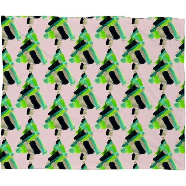 Cave Fleece Blanket by Brayden Studio