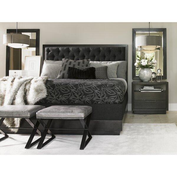 Carrera Bedroom Platform Configurable Bedroom Set by Lexington