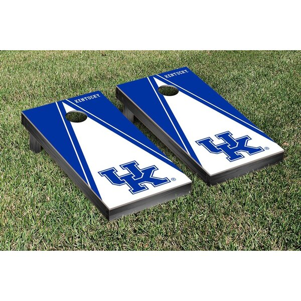 NCAA Triangle Version 1 Cornhole Game Set by Victory Tailgate