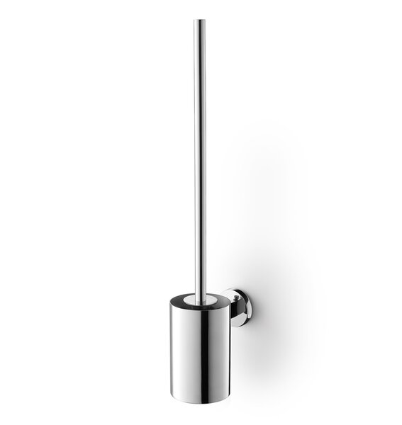 Scala Wall MountedToilet Brush and Holder by ZACKScala Wall MountedToilet Brush and Holder by ZACK