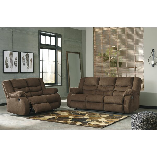Drennan Reclining Configurable Living Room Set by Andover Mills