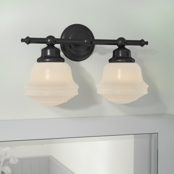 Margaree 2 Light Vanity Light