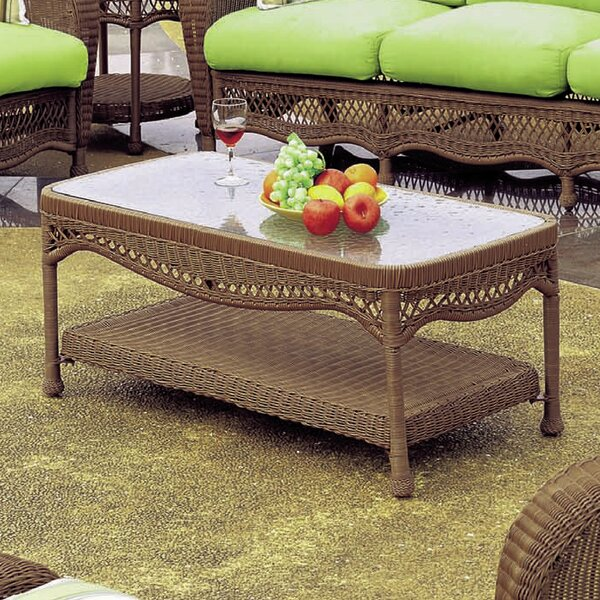 Stonecipher Coffee Table by Bay Isle Home