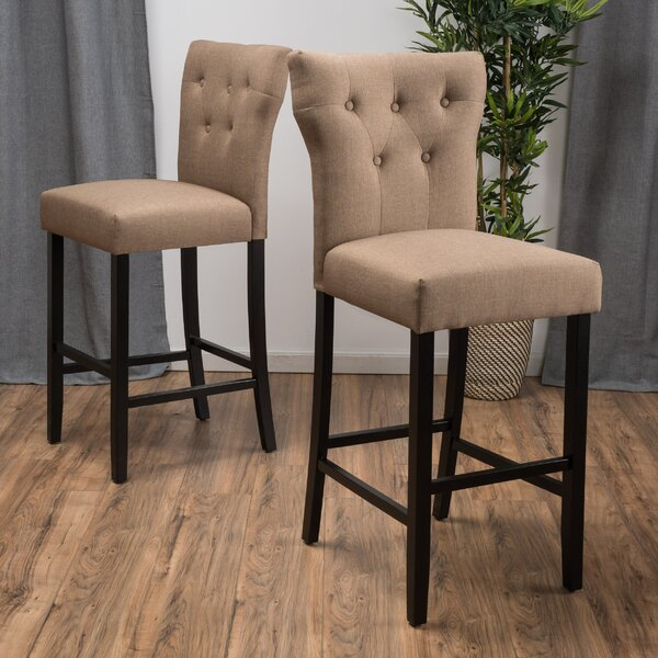 Kalona 27 Bar Stool (Set of 2) by Darby Home Co