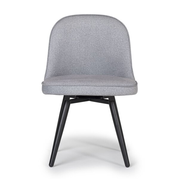 Strawn Upholstered Dining Chair by Wrought Studio