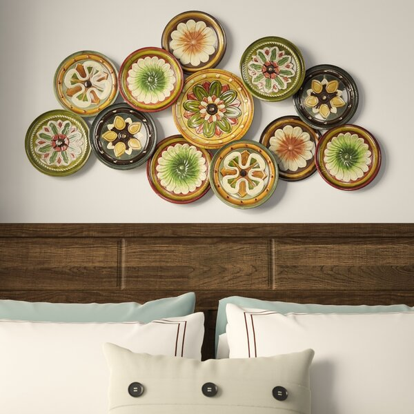 Winston Metal Wall Décor by Three Posts