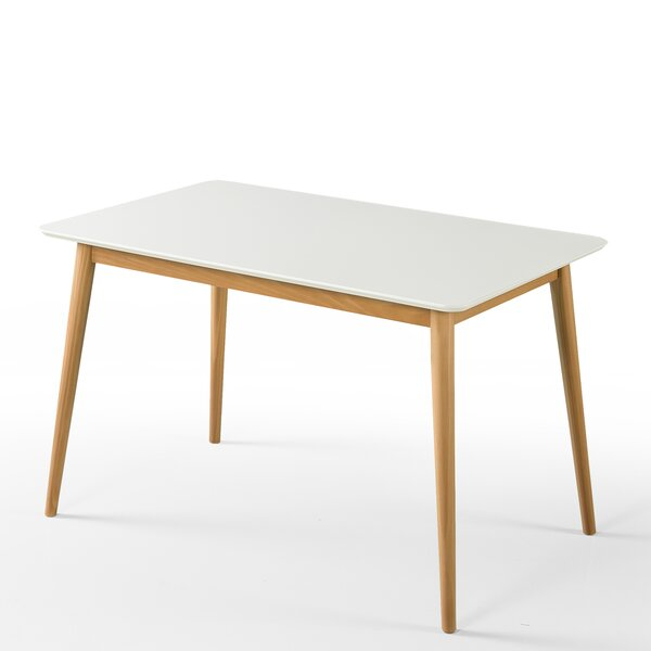 Bedwell Mid Century Wood Dining Table by George Oliver
