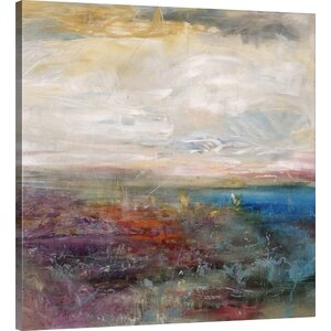 'Angel Sky' by Jodi Maas Print of Painting on Canvas by Great Big Canvas