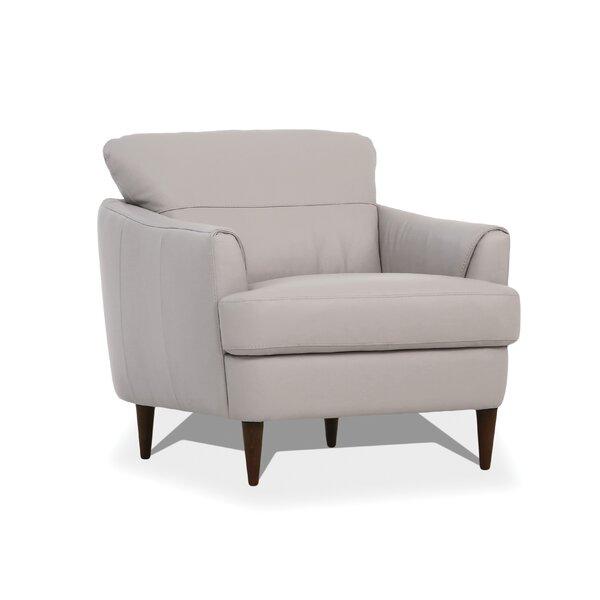Deals Kyser Made Leather Armchair