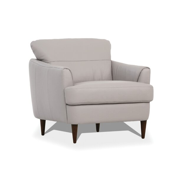 Free S&H Kyser Made Leather Armchair
