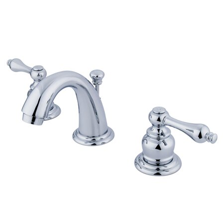 Widespread faucet Bathroom Faucet with Drain Assem