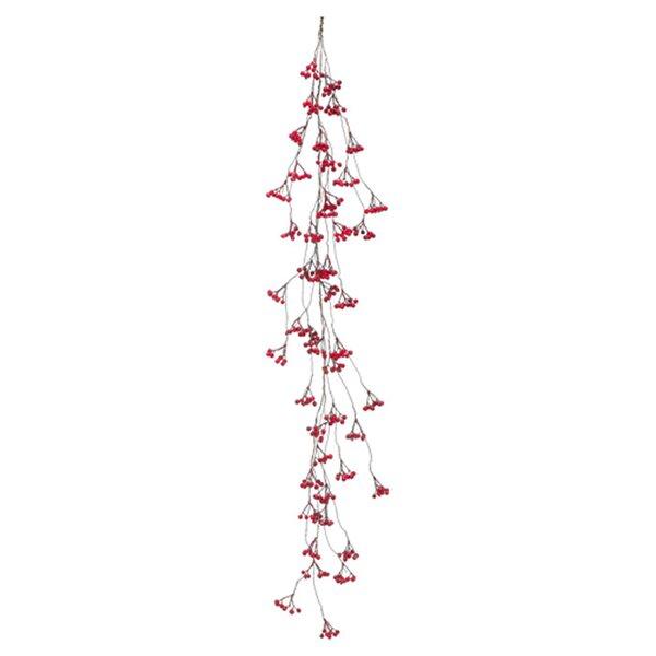Berry Garland by Silk Flower Depot