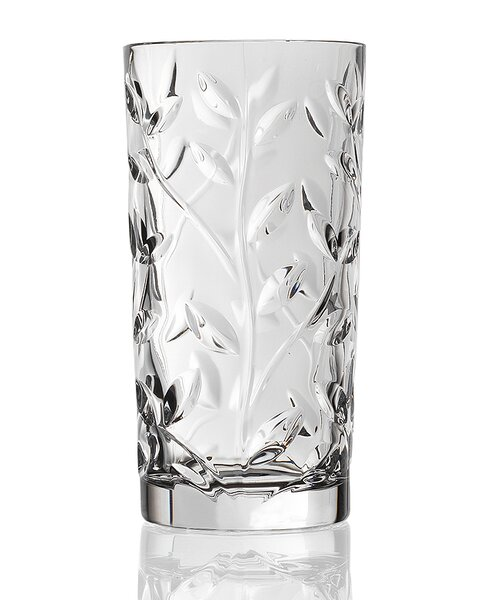 Laurus RCR Crystal Highball Glass (Set of 6) by Lorren Home Trends