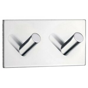 Beslagsboden Square Design Double Wall Mounted Hook
