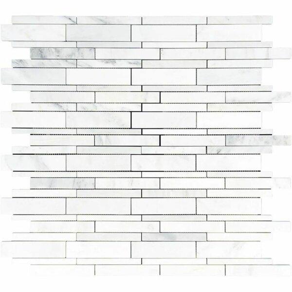 Marble Random Mosaic Wall & Floor Tile