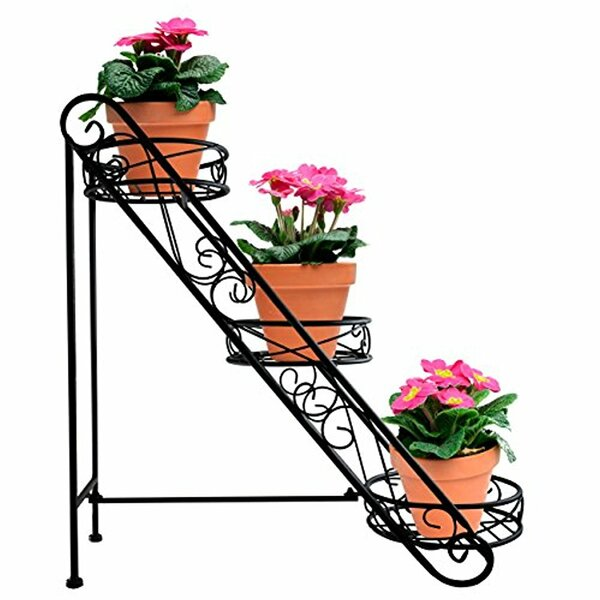 3 Tiered Flower Plant Stand by Sorbus