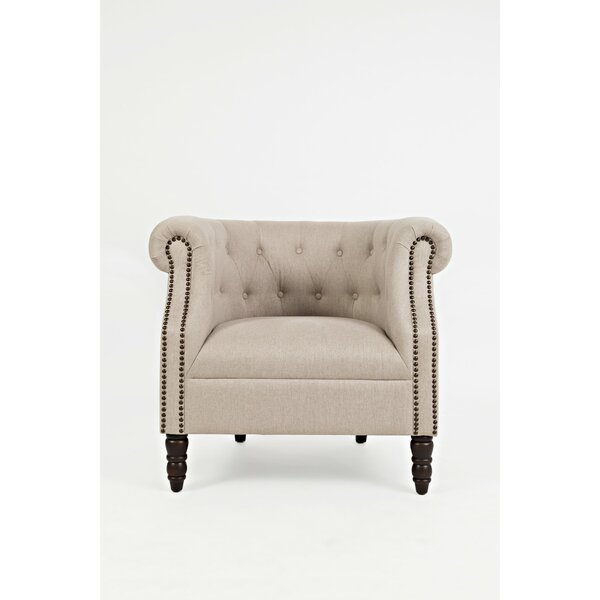 Hans Chesterfield Chair by Darby Home Co