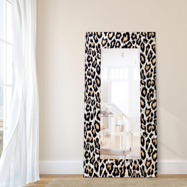 Angelice Modern Beveled Wall Mirror