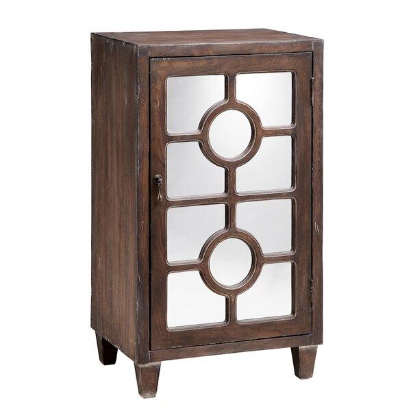 Florrie 1 Door Accent Cabinet by Bungalow Rose
