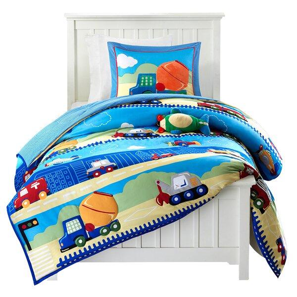 Alton Comforter Set by Zoomie Kids
