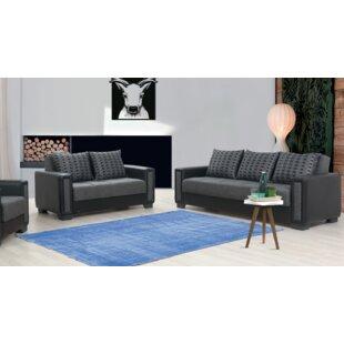 Aimer Sleeper Configurable Living Room Set by Orren Ellis