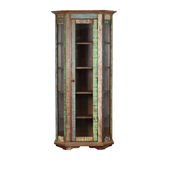 Repass Display Curio Cabinet by Bloomsbury Market