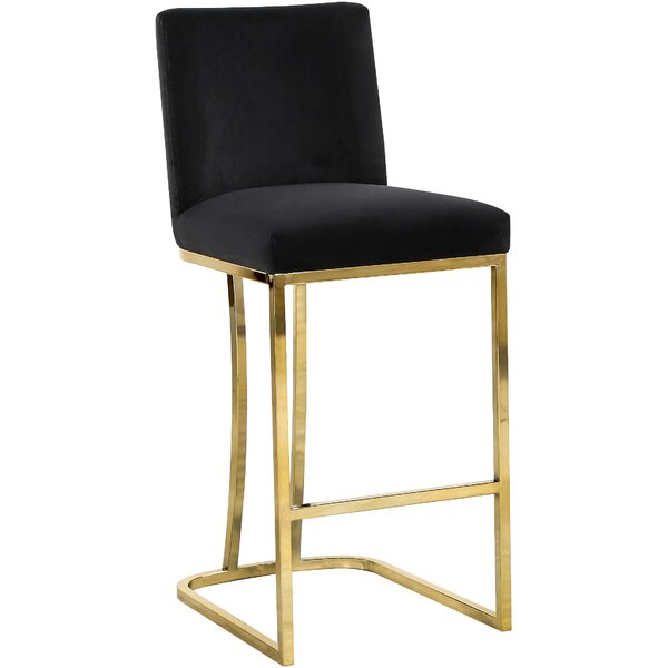 Excellent Price Check Russett 26 Bar Stool By Three Posts Cjindustries Chair Design For Home Cjindustriesco