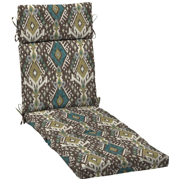 Outdoor Chaise Lounge Cushion by Bloomsbury Market