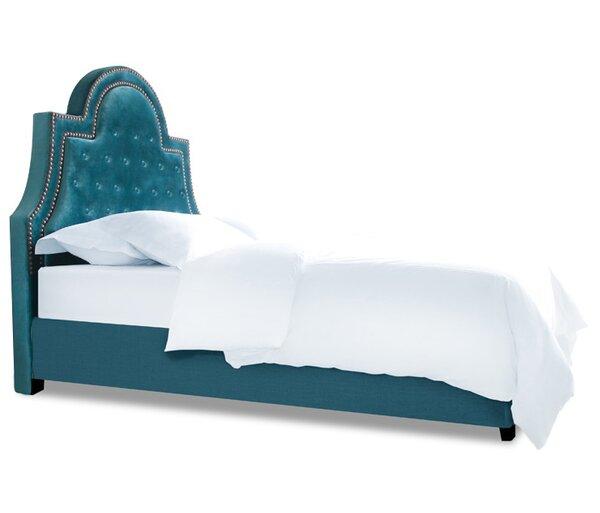 Amanda Upholstery Platform Bed by My Chic Nest