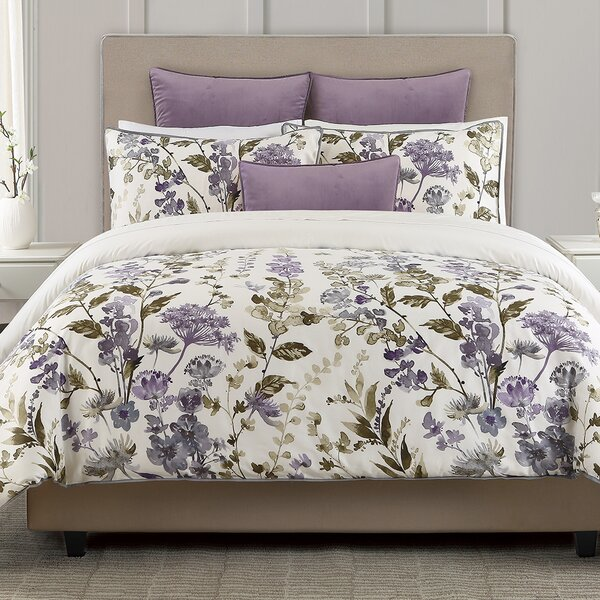 Metcalf Reversible Duvet Cover Set