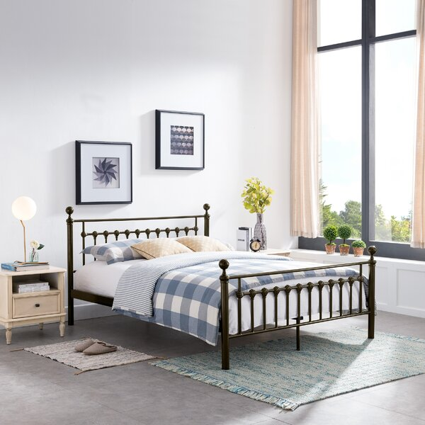 Dominga Platform Bed by Charlton Home