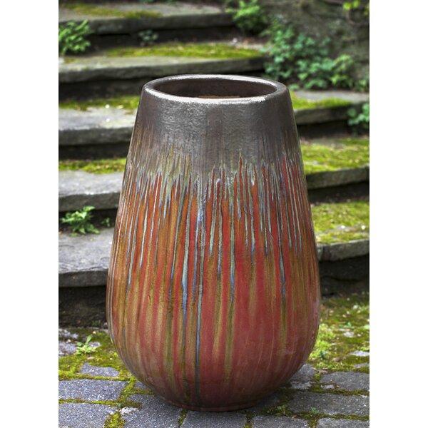 Alosio Terracotta Pot Planter by Bloomsbury Market