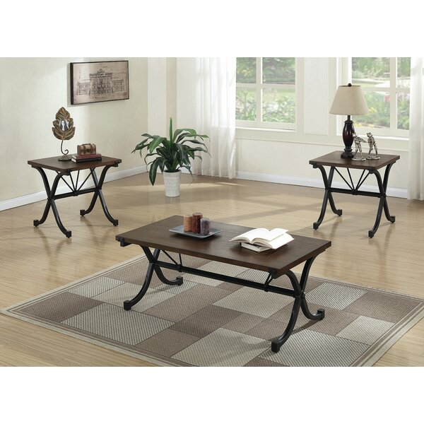 3 Piece Coffee Table Set by Scott Living