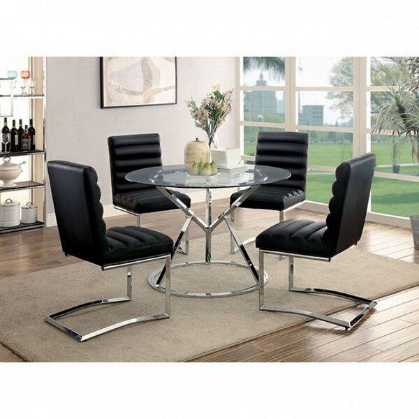 Jame Upholstered Dining Chair (Set Of 2) By Orren Ellis
