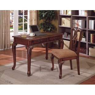 Tolliver Writing Desk and Chair Set