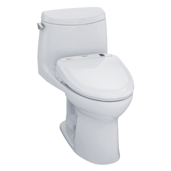 UltraMax® II 1.0 GPF Elongated One-Piece Toilet by Toto