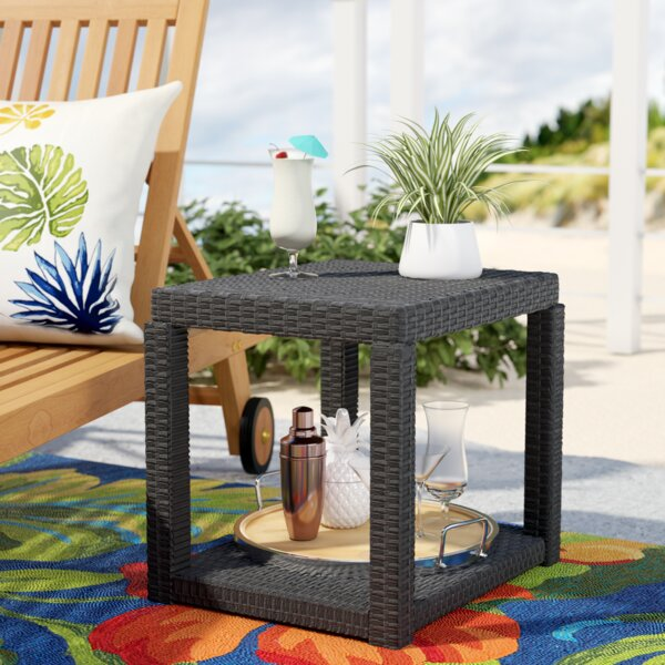 Stephany Side Table by Beachcrest Home