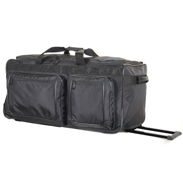 Max Load 40 2 Wheeled Travel Duffel by Netpack