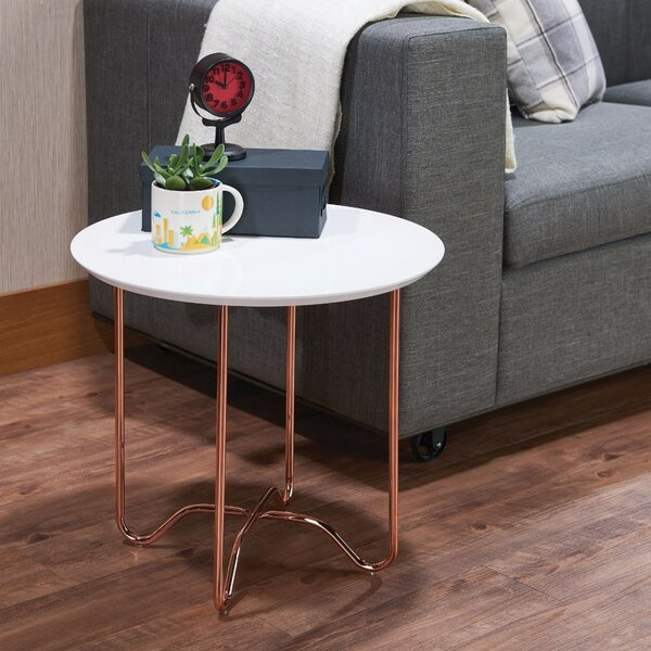 Ferrill End Table by Ivy Bronx