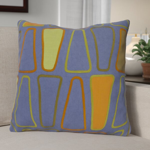 Glen Cotton Throw Pillow by George Oliver