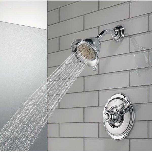 Victorian Pressure Balanced Diverter Shower Faucet