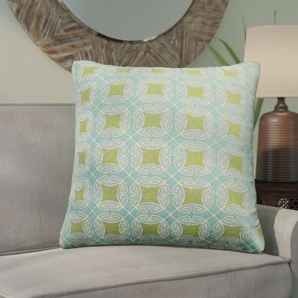 Slauson Indoor/Outdoor Throw Pillow by Bungalow Rose