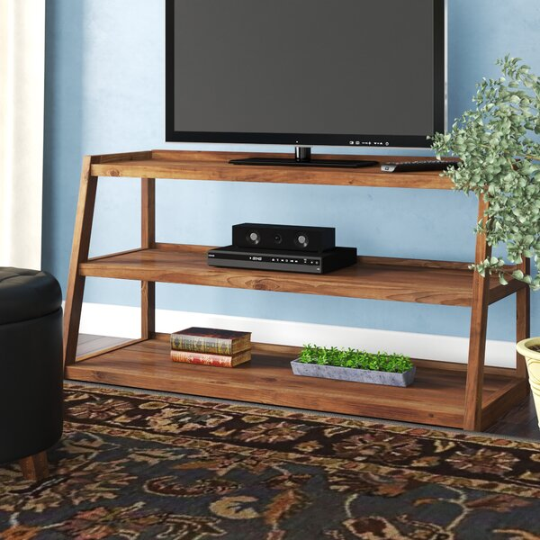 Ine Solid Wood TV Stand For TVs Up To 50 Inches By Birch Lane™ Heritage