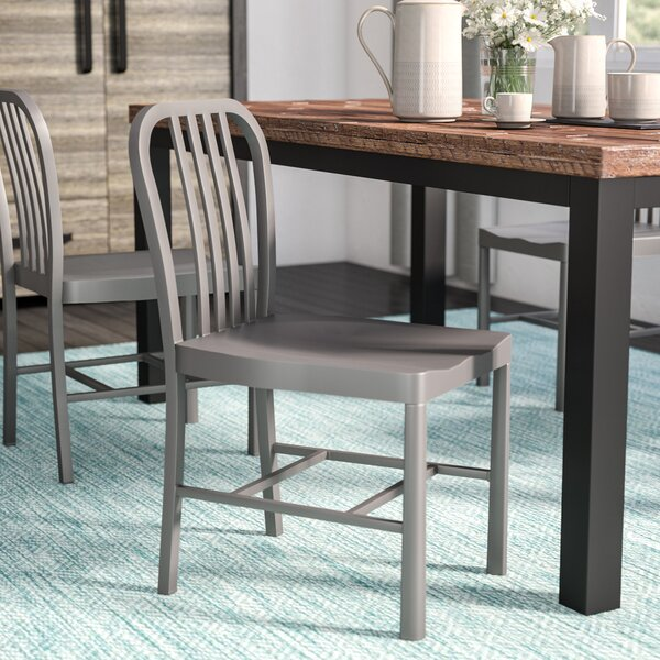 Leo Side Chair (Set of 2) by Mercury Row