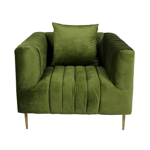 Gleaves Club Chair By Everly Quinn