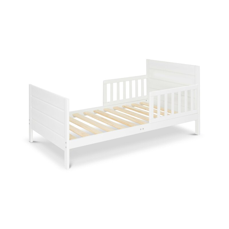Modena Toddler Panel Bed Amp Reviews Allmodern