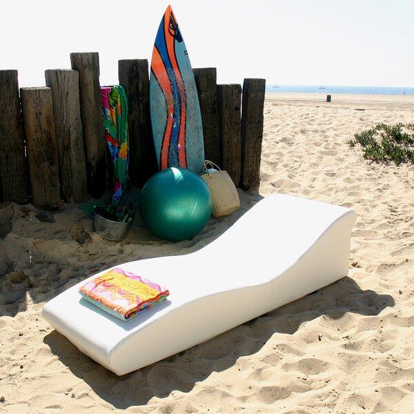 SURF Low Pro Sun Chaise Lounge by La-Fete La-Fete